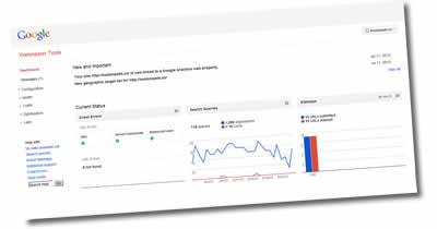Google Webmaster Tools Setup and Verification